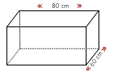 Dimension d'un ilot de rangement